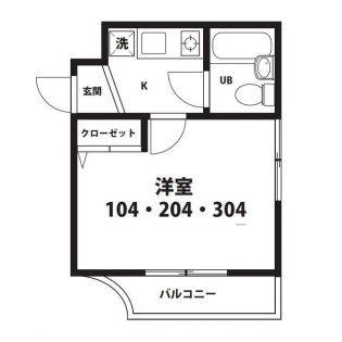 セルシオン相模原I 2階の賃貸【神奈川県 / 相模原市中央区】