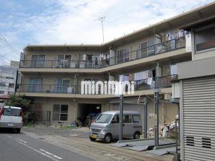 後田マンションの外観