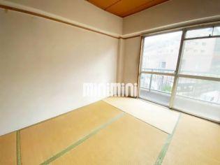 後田マンションの居室