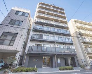 東京都墨田区緑3の賃貸マンションの外観