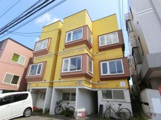 AMSスイート35A 1階の賃貸【北海道 / 江別市】