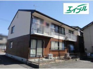 ロイヤルハイツA・B 2階の賃貸【愛知県 / 小牧市】