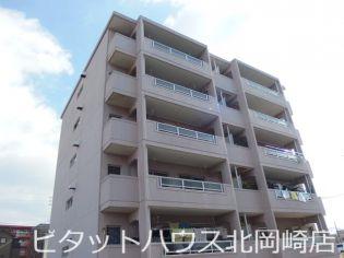 第2マンション鈴木(A,B) 3階の賃貸【愛知県 / 岡崎市】