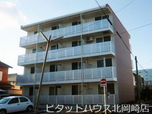 レオパレスリナフェリーチェ 3階の賃貸【愛知県 / 岡崎市】
