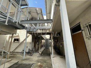 椿ハイツ 2階の賃貸【大阪府 / 茨木市】