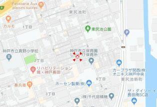 東尻池町5丁目ハイツ 2階の賃貸【兵庫県 / 神戸市長田区】