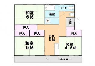 KAGAYAKIビル 4階の賃貸【福岡県 / 糟屋郡宇美町】