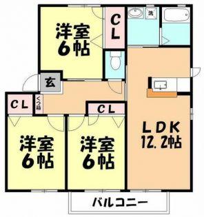 フォーレストTOMY 2階の賃貸【福岡県 / 糟屋郡宇美町】