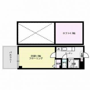 ルモンプリミエ 2階の賃貸【福岡県 / 福岡市城南区】