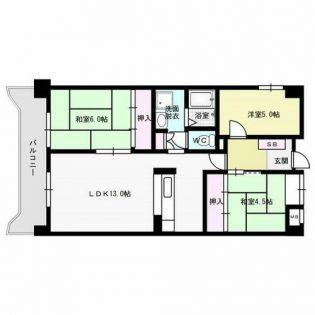リビエールKASUGA 4階の賃貸【福岡県 / 春日市】