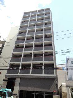 クレイシア新横浜[605号室]の外観