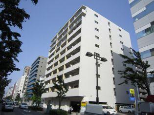 HF新横浜レジデンス[602号室]の外観