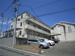 マレアガーデン新横浜A[306号室]の外観