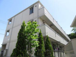 マレアガーデン新横浜B[302号室]の外観