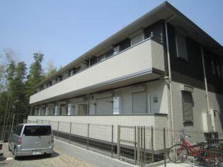 マレアガーデン新横浜E[101号室]の外観