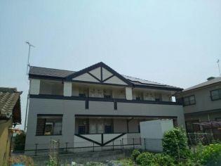 レインボー・ハイツ  2階の賃貸【香川県 / 丸亀市】