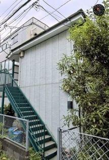 北新宿4丁目アパート[201号室]
