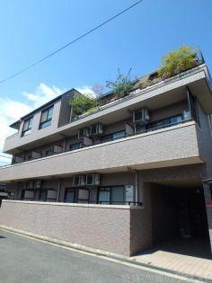 BRIGHTEN COURT  2階の賃貸【大阪府 / 大阪市東住吉区】