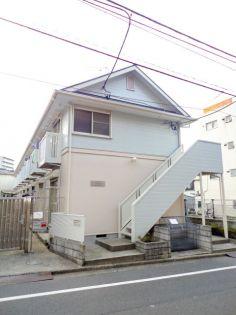 東京都豊島区池袋本町2の賃貸アパート
