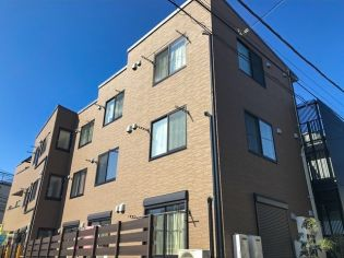 The Park House OWL 3階の賃貸【東京都 / 豊島区】