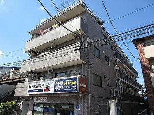 平和台駅 1K 4階[4F号室]