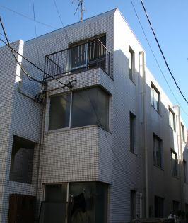 北新宿2丁目マンション[205号室]の外観