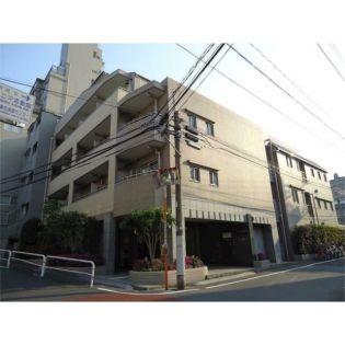 ラグジュアリーアパートメント西新宿[305号室]の外観