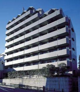 メゾン・ド・ヴィレ高輪魚らん坂[3階]の外観