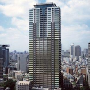 赤坂タワーレジデンス Top of the Hill[27階]の外観