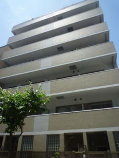 ハイリーフ芝大門[5階]の外観