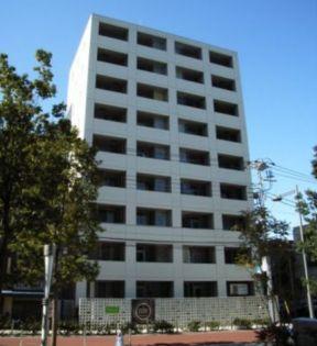 コムフラッツ白金[9階]の外観