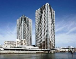 THE TOKYO TOWERS MID TOWER[13階]の外観