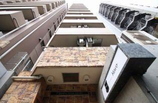 ティーガーデン西麻布[12階]の外観