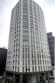 レジディアタワー乃木坂[16階]の外観
