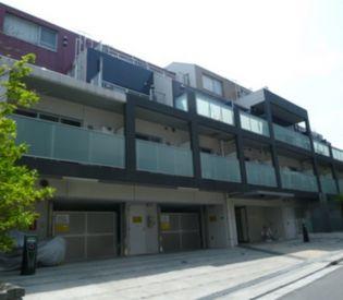レジデンス白金コローレ[2階]の外観
