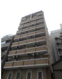 汐留フラッツ[9階]の外観