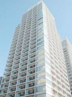 パークタワー芝浦ベイワード アーバンウイング[4階]の外観