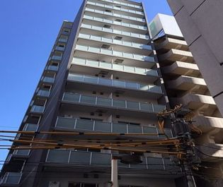 アーバネックス三田[6階]の外観