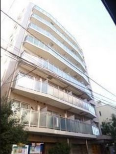 DuoStage白金高輪[6階]の外観