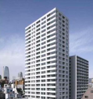 White Tower Hamamatsucho[3階]の外観