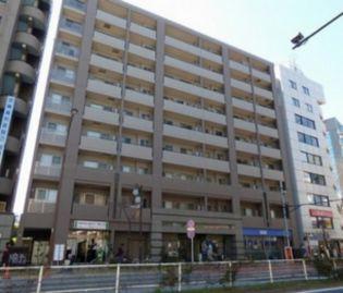 パークフラッツ渋谷代官山[5階]の外観