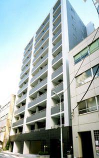 レジディア築地[2階]の外観