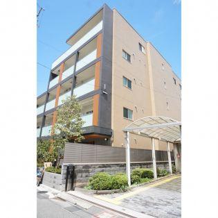 グランディール渋谷神泉[4階]の外観