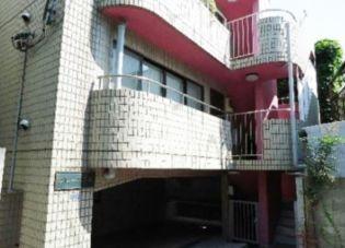 グレースTK[4階]の外観
