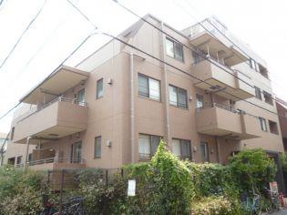 コートレアル三田綱町[3階]の外観
