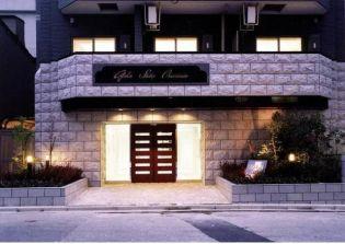 ガーラ芝御成門[2階]の外観