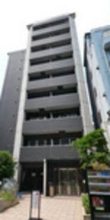 シンシア白金高輪[3階]の外観