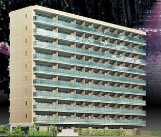 パークハビオ目黒リバーサイド[5階]の外観