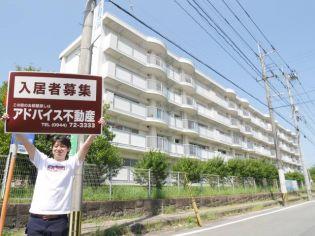 ビレッジハウス白川 4階の賃貸【福岡県 / 大牟田市】