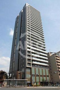 松屋タワーの松屋タワー 高級感あふれる駅前タワー
